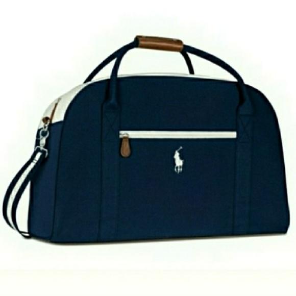 205d48509cc3 🆕Polo by Ralph Lauren Weekender Travel Bag